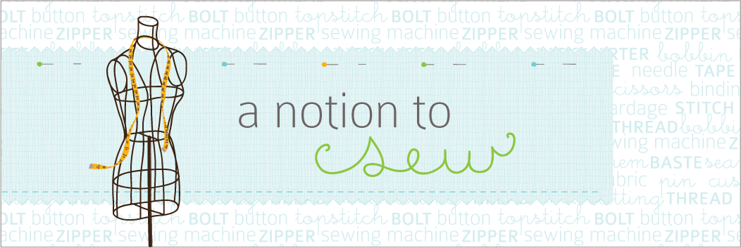 A Notion to Sew